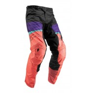OUTLET PANTALÓN MUJER THOR PULSE DEPTHS S9W OFFROAD 2019 NEGRO
