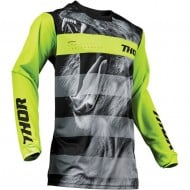 OUTLET CAMISETA INFANTIL THOR PULSE SAVAGE BIG KAT S9Y OFFROAD