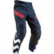 OFFER THOR YOUTH PULSE STUNNER S9Y OFFROAD PANT 2019 MIDNIGHT/WHITE