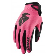 OUTLET GUANTES THOR MUJER SECTOR OFFROAD 2019 ROSA