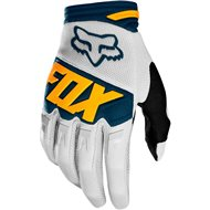 FOX YOUTH DIRTPAW RACE GLOVE 2019 COLOR WHITE
