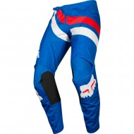 OFFER FOX YOUTH 180 COTA PANT 2019 COLOR BLUE