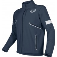 OFFER FOX LEGION SOFTSHELL JACKET 2020 NAVY COLOUR