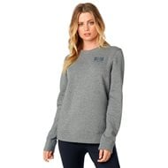 OFFER FOX WOMEN ROSEY PULLOVER HOODY GRAPHITE