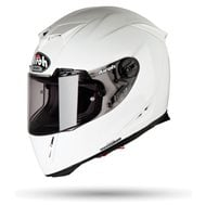CASCO INTEGRAL AIROH GP500 2019 WHITE GLOSS