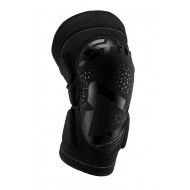LEATT 3DF 5.0 KNEE PROTECTOR 2021 BLACK COLOUR