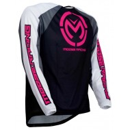 OFFER MOOSE M1 JERSEY 2019 COLOR BLACK / PINK