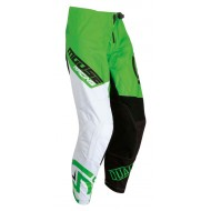 OFFER MOOSE QUALIFIER PANTS COLOR GREEN / WHITE
