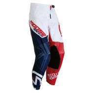 OFFER MOOSE YOUTH PANTS 2019 COLOR RED / WHITE / BLUE