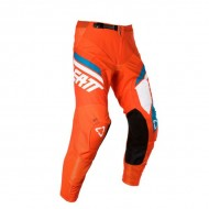 OUTLET PANTALÓN LEATT GPX 2.5 INFANTIL NARANJA/DENIM