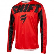 OUTLET CAMISETA INFANTIL SHIFT WHIT3 YORK 2019 COLOR ROJO