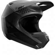 SHIFT HELMET WITH3 2020 COLOR BLACK MATE