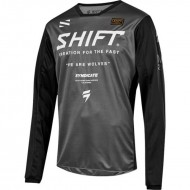OFFER SHIFT YOUTH JERSEY WHIT3 MUSE 2019 COLOR SMOKE