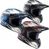 HELMET HJC RPHA X SILVERBOLT MC RED/BLACK/BLUE