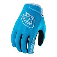 GUANTES INFANTILES TROY LEE AIR 2.0 AZUL CIELO