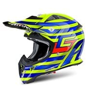 OFFER OFFROAD YOUTH HELMET AIROH AVIATOR CAIROLI QATAR