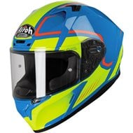 CASCO AIROH VALOR MARSHALL 2019 COLOR AZUR BRILLANTE
