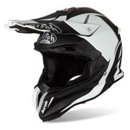 CASCO AIROH TERMINATOR OPEN VISION SLIDER 2019 COLOR NEGRO BRILLANTE