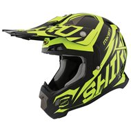 SHIRO YOUTH HELMET MX-917 MXoN ORANGE