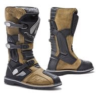 OFFER BROWN FORMA BOOTS TERRA EVO DEFECT - SIZE 48