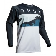OUTLET CAMISETA THOR PRIME PRO FIGHTER 2019 COLOR CAMUFLAJE AZUL