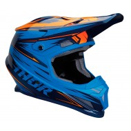 CASCO THOR SECTOR WARP 2020 COLOR AZUL MARINO / AZUL