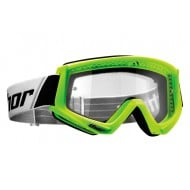THOR YOUTH COMBAT GOGGLES 2021 GREEN FLUO COLOUR