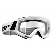 THOR YOUTH COMBAT GOGGLES 2021 WHITE / BLACK COLOUR