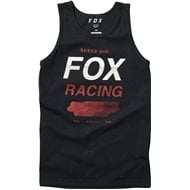 CAMISETA TIRANTES INFANTIL FOX UNLIMITED COLOR NEGRO