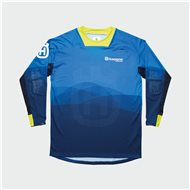 HUSQVARNA RAILED SHIRT 2020 BLUE