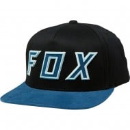 OFFER FOX POSESSED SNAPBACK HAT BLACK / NAVY COLOUR