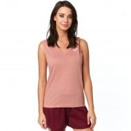 OUTLET CAMISETA TIRANTES MUJER FOX WORLDWIDE COLOR ROSA