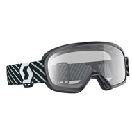 OUTLET GAFAS INFANTILES SCOTT BUZZ MX 2019 COLOR NEGRO - LENTE TRANSPARENTE