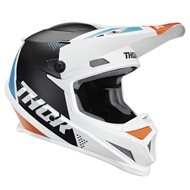 CASCO THOR SECTOR COVERT OFFROAD 2019 AZUL MEDIANOCHE