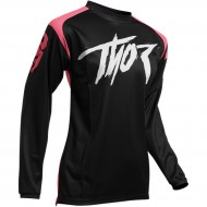 THOR WOMEN SECTOR LINK JERSEY 2020 PINK COLOUR