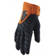 GUANTES THOR REBOUND 2020 COLOR MEDIANOCHE / NARANJA