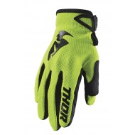THOR SECTOR GLOVES 2021 FLUO ACID COLOUR