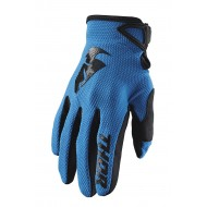GUANTES THOR SECTOR 2020 COLOR AZUL