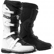 BOTAS THOR BLITZ XP 2020 COLOR BLANCO / NEGRO