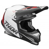 CASCO THOR SECTOR BLADE 2020 COLOR CARBÓN / BLANCO