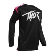 THOR YOUTH SECTOR LINK JERSEY 2020 PINK COLOUR