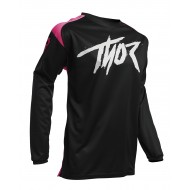 THOR YOUTH SECTOR LINK JERSEY 2021 PINK COLOUR
