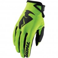 THOR YOUTH SECTOR GLOVES 2020 ACID COLOUR