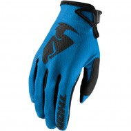 THOR YOUTH SECTOR GLOVES 2021 BLUE COLOUR