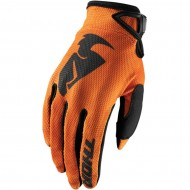 THOR YOUTH SECTOR GLOVES 2020 ORANGE COLOUR