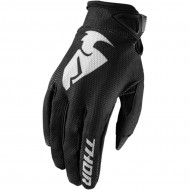 THOR YOUTH SECTOR GLOVES 2021 BLACK COLOUR