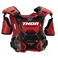 THOR YOUTH GUARDIAN CHEST PROTECTOR 2020 RED COLOUR