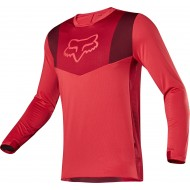 OFFER FOX AIRLINE JERSEY 2020 RED COLOUR