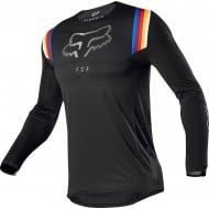 CAMISETA FOX FLEXAIR VLAR 2020 COLOR NEGRO