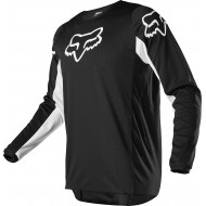 FOX YOUTH 180 PRIX JERSEY 2020 BLACK / WHITE COLOUR